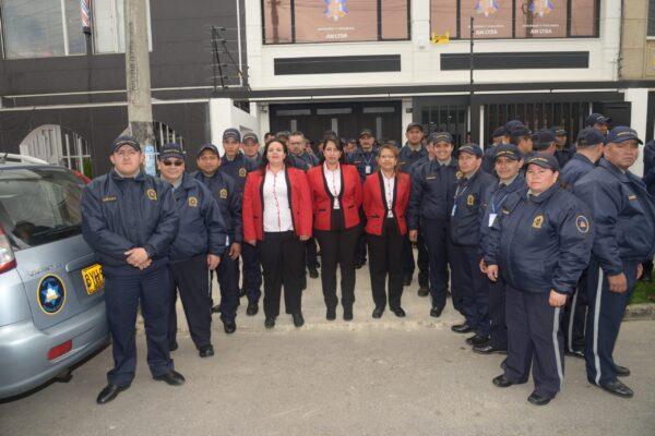 27 de noviembre, día del guarda de seguridad